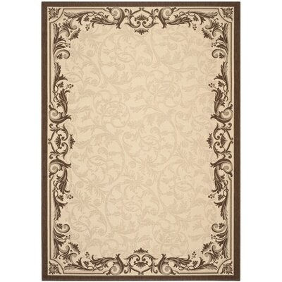 Newell Natural/Olive Indoor/Outdoor Rug