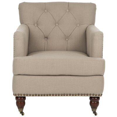 Zachariah Tufted Armchair