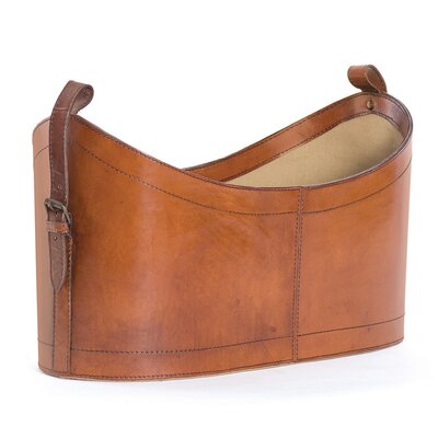 Magazine Leather Basket DBYH5853 37257419