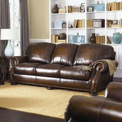 Ranold Leather Sofa