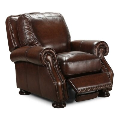 Ranold Leather Manual Recliner
