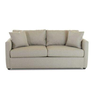 Greenlaw Sofa Upholstery: Max Stone