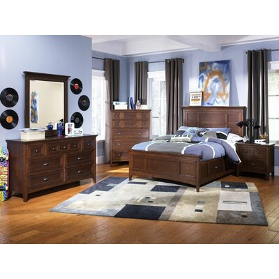 Diana Panel Customizable Bedroom Set