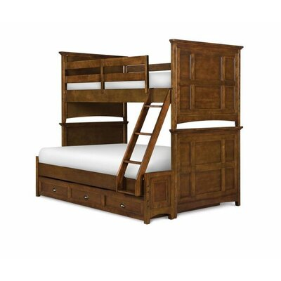 Diana Twin over Full Bunk Bed with Trundle