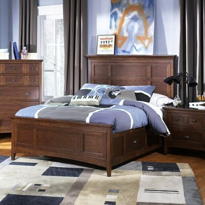 Diana  Panel Bed