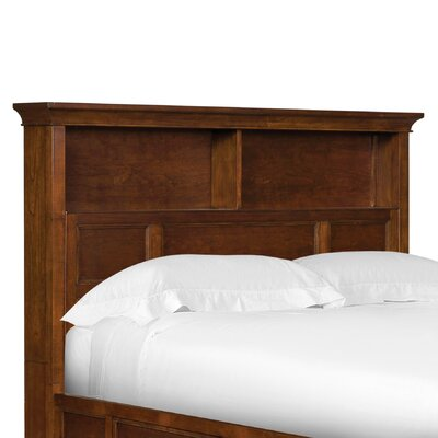 Diana Bookcase Headboard Size: Full