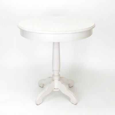 Plimpton End Table Finish: Whitewash