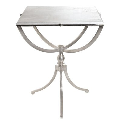 Ardon Art Deco Square End Table