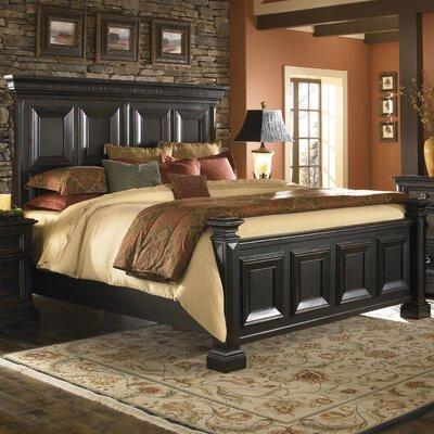 Barnys Panel Bed
