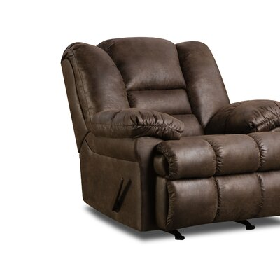 Pickering Manual Rocker Recliner by Simmons Upholstery