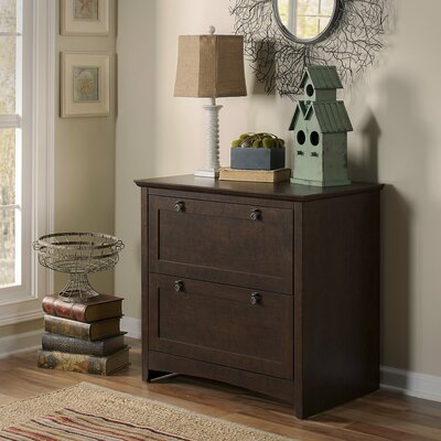 Buena Vista 2-Drawer Lateral Filing Cabinet