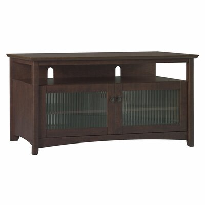 Fralick 46 TV Stand Color: Madison Cherry