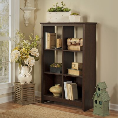 Buena Vista 48 6 Cube Unit Bookcase