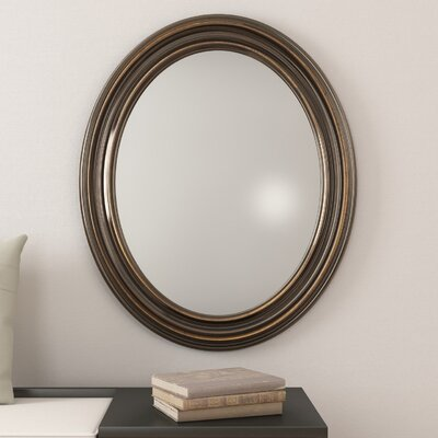 Burnes Oval Wall Mirror