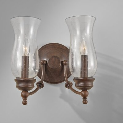 Shives 2-Light Wall Sconce