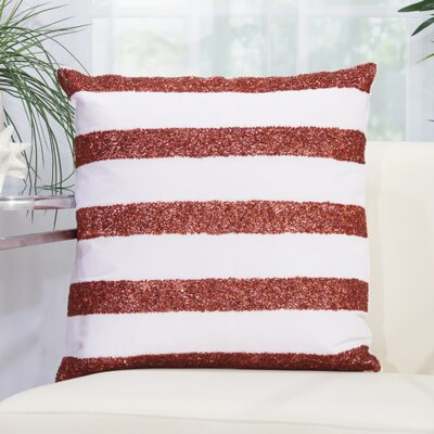 America the Beaded Outdoor Pillow