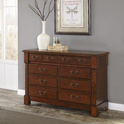 Cargile 8 Drawer Dresser