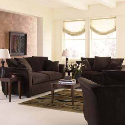Carnella Configurable Living Room Set