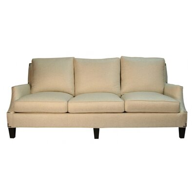 Barwin Sofa Body Fabric: Herringbone Marble
