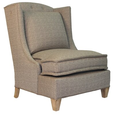 Barwon Wing back Chair Body Fabric: Savile Navy