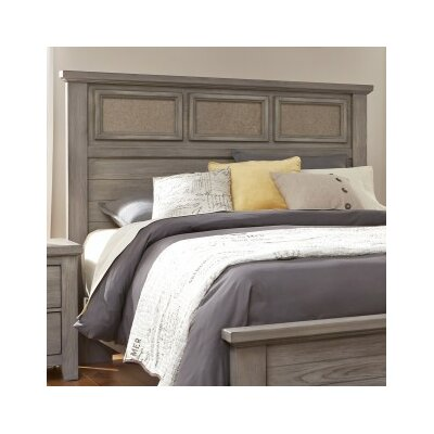 Zendell Panel Headboard Size: King