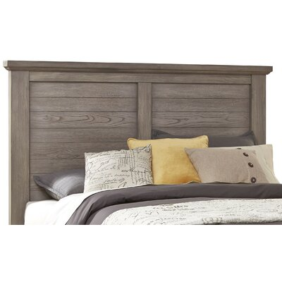 Zendell Panel Headboard Size: Queen