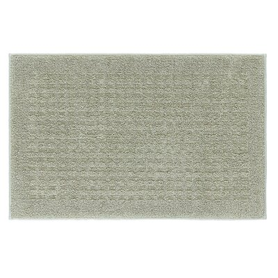 Berkine Bath Rug Size: 24 W x 36 L, Color: Sage