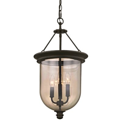 Hardy 3-Light Foyer Pendant