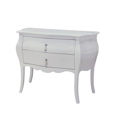 Mackinaw Ophelia 2 Drawer Dresser