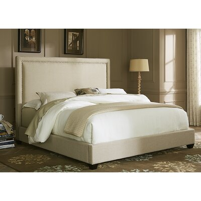 Dellinger Upholstered Panel Headboard Size: Queen