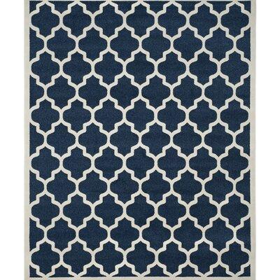 Darrel Blue/Gray Area Rug
