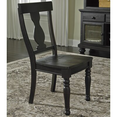 Sammons Solid Wood Dining Chair (Set of 2)