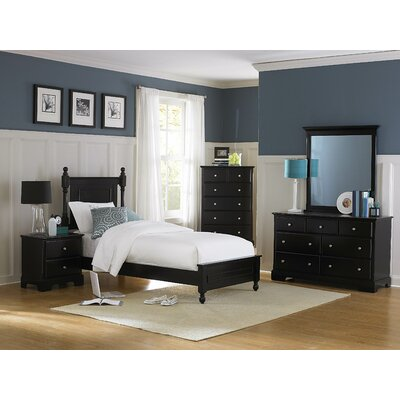Rotonda Panel Configurable Bedroom Set