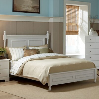 Belaview Panel Bed