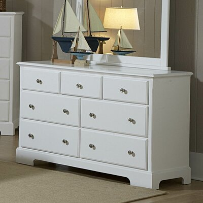 Belaview Dresser Color: White