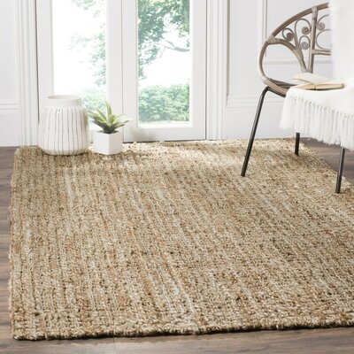 Natural Fiber Area Rug Rug Size: Square 6