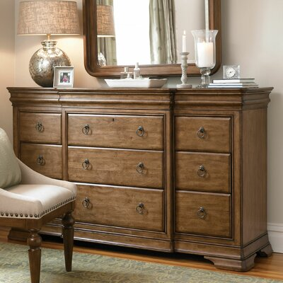 Belchers 9 Drawer Dresser