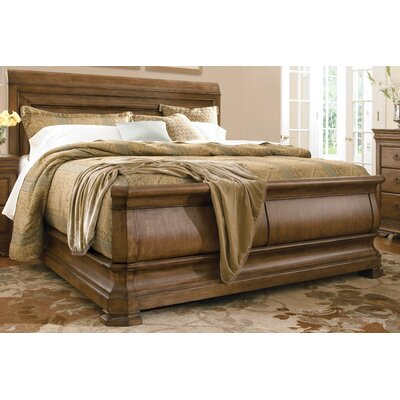 Belbrook Sleigh Bed Size: King
