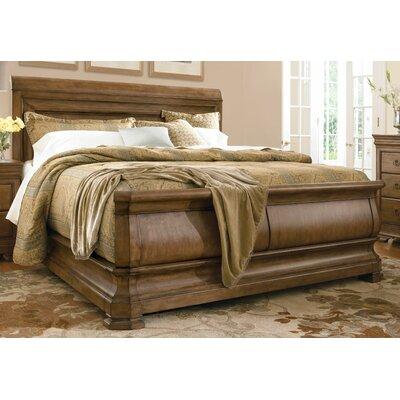 Mauritane Sleigh Bed