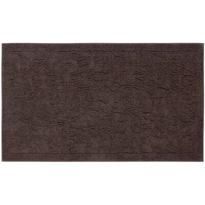 Berger Sage Bath Mat Size: 36 H x 60 W x 0.47 D, Color: Chocolate