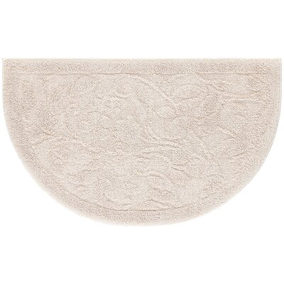 Berger Sage Bath Mat Size: 24 H x 39.6 W x 0.47 D, Color: Natural