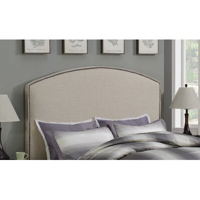 Bayley Upholstered Panel Headboard Size: California King