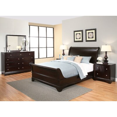Stephenson Sleigh Configurable Bedroom Set