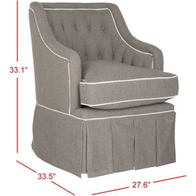 Knepper Swivel Club Chair