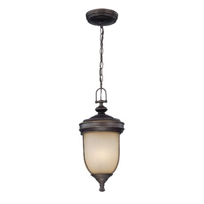 Linda 3-Light Outdoor Hanging Lantern