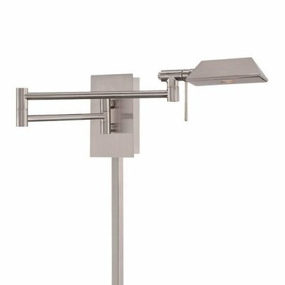 Darby Home Co Betty 1-Light LED Double Swing Arm Wall Light DBYH7172 37850377
