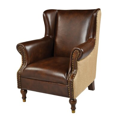 Fausto Wing back Chair