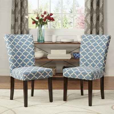 Lea Parsons Chair Upholstery: Heritage Blue