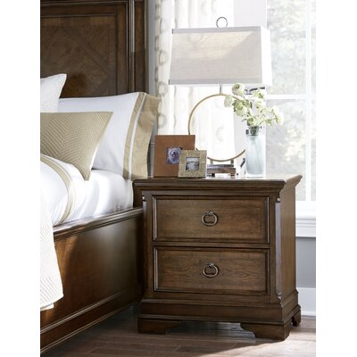 Murray 2 Drawer Nightstand