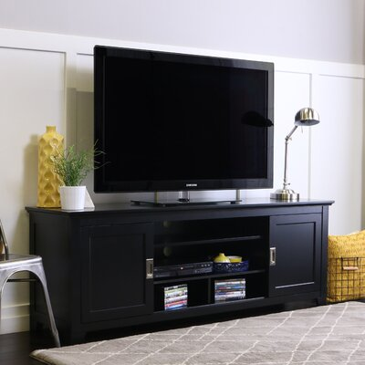 Grace 70 TV Stand Color: Black